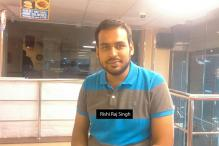 Meet IITian Rishi Raj Singh who is rooting for Nitish Kumar in Bihar election, in style