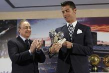 Cristiano Ronaldo is Real Madrid legend: Club president