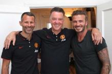 Ryan Giggs would make perfect Manchester United manager, says David Beckham