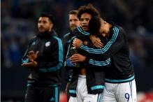 Schalke win, Tottenham held to draw in Europa League