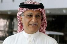 Bahrain's Sheikh Salman enters FIFA presidency race