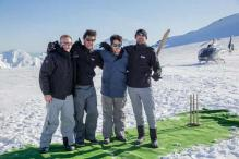 Cricket in snow: Bollywood versus New Zealand