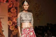 AIFW Spring-Summer 2016: Siddhartha Tytler gives bridal wear a new definition
