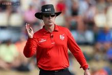 Australia's Simon Fry to join elite group of Test umpires