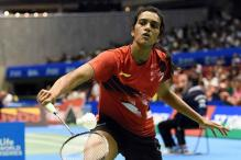 PV Sindhu sails into semis of Denmark Open