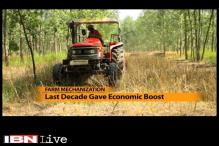 Smart Agriculture: Role of farm mechanisation
