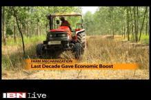 Smart Agriculture: Role of farm mechanisation