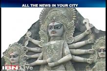88-feet tall Durga idol to be preserved by organisers