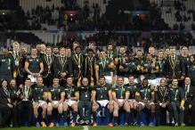 South Africa finish 3rd at Rugby World Cup