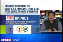 Sports Ministry to simplify funding process for elite sports persons