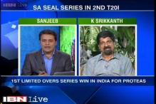 Cuttack crowd's behaviour shameful: Kris Srikkanth