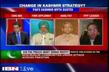 Has India dumped it's strategy on Kashmir?