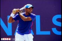 Vishnu Vardhan confident of good show in tennis nationals