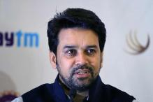 Anurag Thakur Now Officially Part of ICC's F&CA Committee