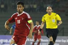 Nepal footballers, including captain, arrested over match-fixing charges
