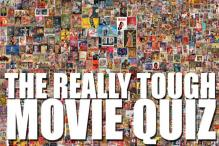 The Really Tough Movie Quiz: October 30