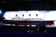 'Titanic iceberg' photo may fetch 15,000 pounds at auction in London
