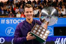 Tomas Berdych beats Jack Sock to win 3rd Stockholm Open title