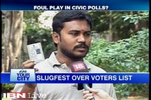 Opposition accuses TRS government of deleting 15 lakh voters name ahead of civic polls
