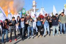 Turkey: Suicide bombings kill 95 people at Ankara peace rally