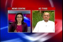 Dadri lynching a planned conspiracy, says JDU's KC Tyagi
