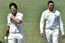 Joe Burns, Usman Khawaja tons for CA XI v New Zealand