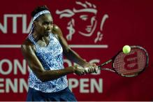 Venus Williams rallies to advance to 2nd round in Hong Kong Open
