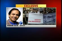 I am very happy with Sahitya Akademi's statement, says Vikram Seth