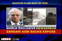 Former Zardari aide Wajid Hasan backs expose, says Mukhtar was in the know about Osama's whereabouts