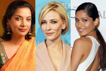 Cate Blanchett, Freida Pinto, Shabana Azmi to share their inspiring stories at Women in the World India Summit