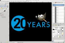 GIMP, the free open source Photoshop alternative, turns 20