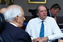 Indo-Pak bilateral cricket: Giles Clarke gets involved