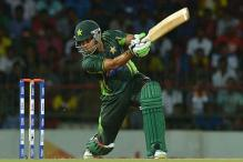 Pakistan drop Umar Akmal from T20Is on disciplinary grounds