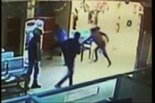 Caught on camera: Bank robbery in Lucknow; miscreants still at large