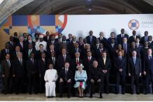 India voices developing nations' climate concerns at CHOGM