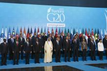 G20: Modi, other world leaders hold minute of silence
