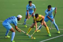 First hockey Test between India and Australia ends in a fighting 2-2 draw