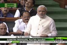 Bill on Bonus Act will be brought to Parliament: Narendra Modi