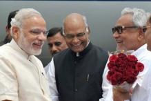 Modi won't attend Nitish's oath-taking ceremony; Naidu, Rudy to represent PM at the event