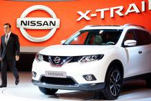 Nissan to launch the X-Trail SUV at 2016 Auto Expo in India
