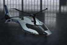 Peugeot-designed Airbus helicopter to debut at the Dubai Airshow