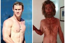 You wouldn't believe what 'Thor' Chris Hemsworth has done to himself for a movie role