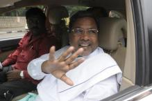 Karnataka CM Siddaramaiah breaks silence on his watch, says will give it to government