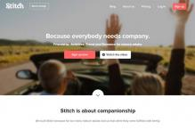 'Stitch' is the new Facebook-like social network for older adults