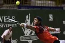 Nagpur Orangers win tense affair against V Chennai Warriors at Champions Tennis League