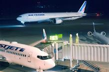 Two US Air France flights given all-clear after bomb scare