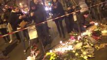 Terrorists open fire indiscriminately in Paris restaurants