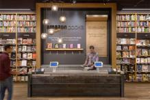 Photos: Inside Amazon's first-ever physical book store
