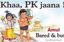 Amul's old ad on 'PK' goes viral amid Aamir Khan's remark on intolerance