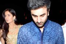 Photos: Ranbir Kapoor, Katrina Kaif and Salman Khan attend Anil Kapoor's Diwali bash